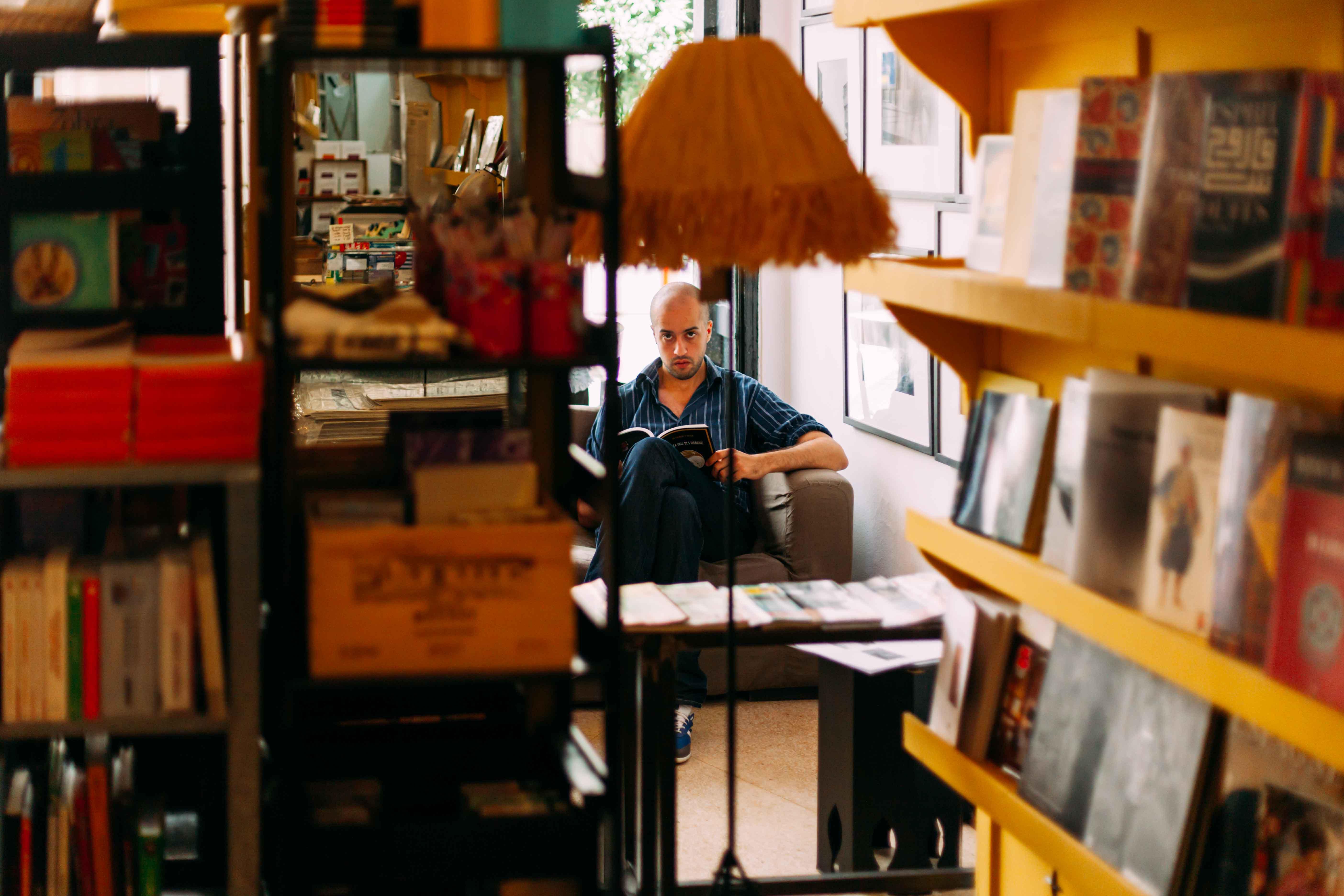 Librairie Les Insolites © Mehdi Drissi / Onorientour