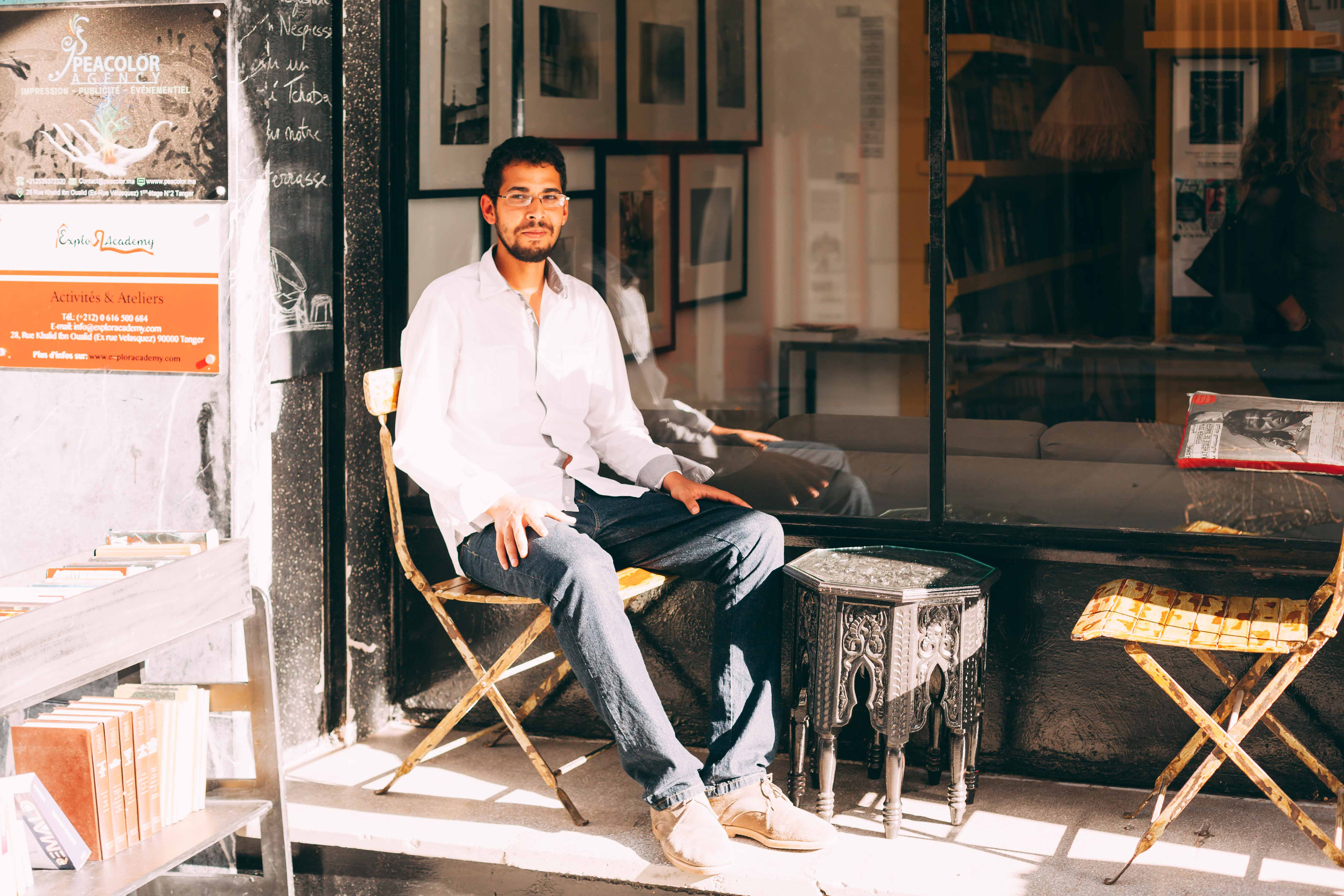 Yassine Chouati © Mehdi Drissi / ONORIENTOUR