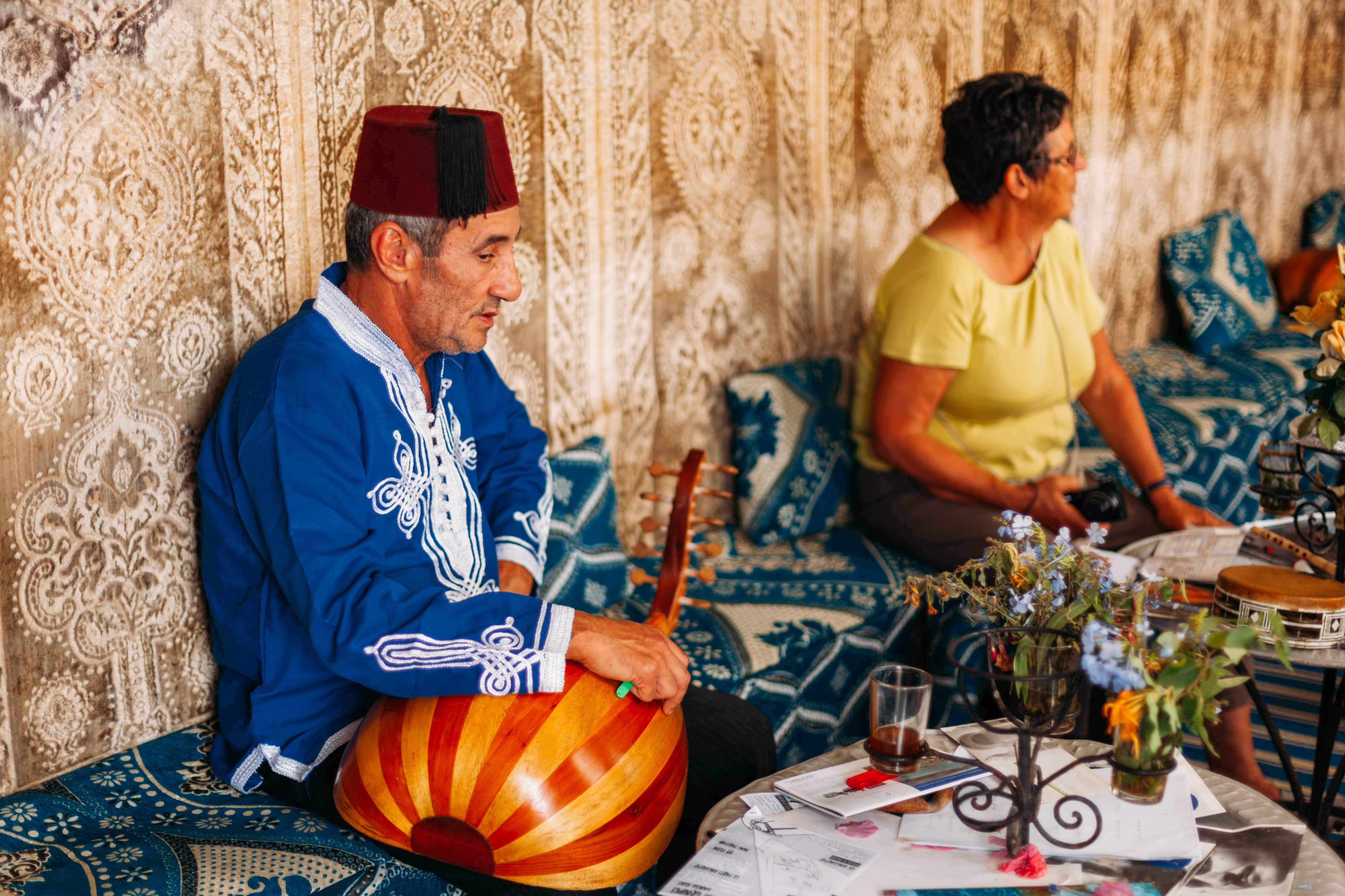 Les fils du détroit © Mehdi Drissi / Onorientour