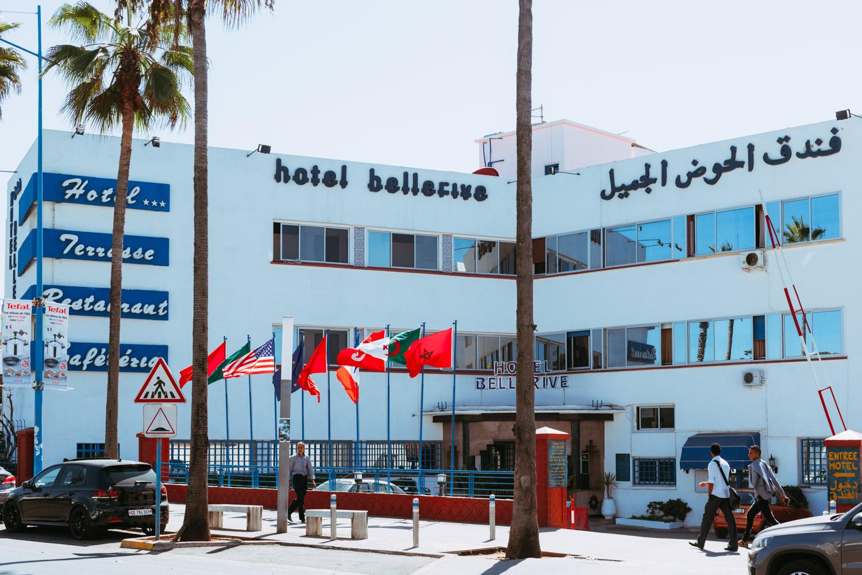 Hotel Bellerive © Mehdi Drissi / Onorientour