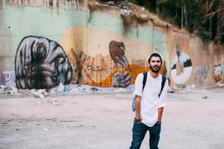 Fares Yassad © Mehdi Drissi