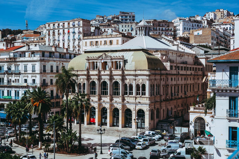 Théatre National d'Alger © Mehdi Drissi