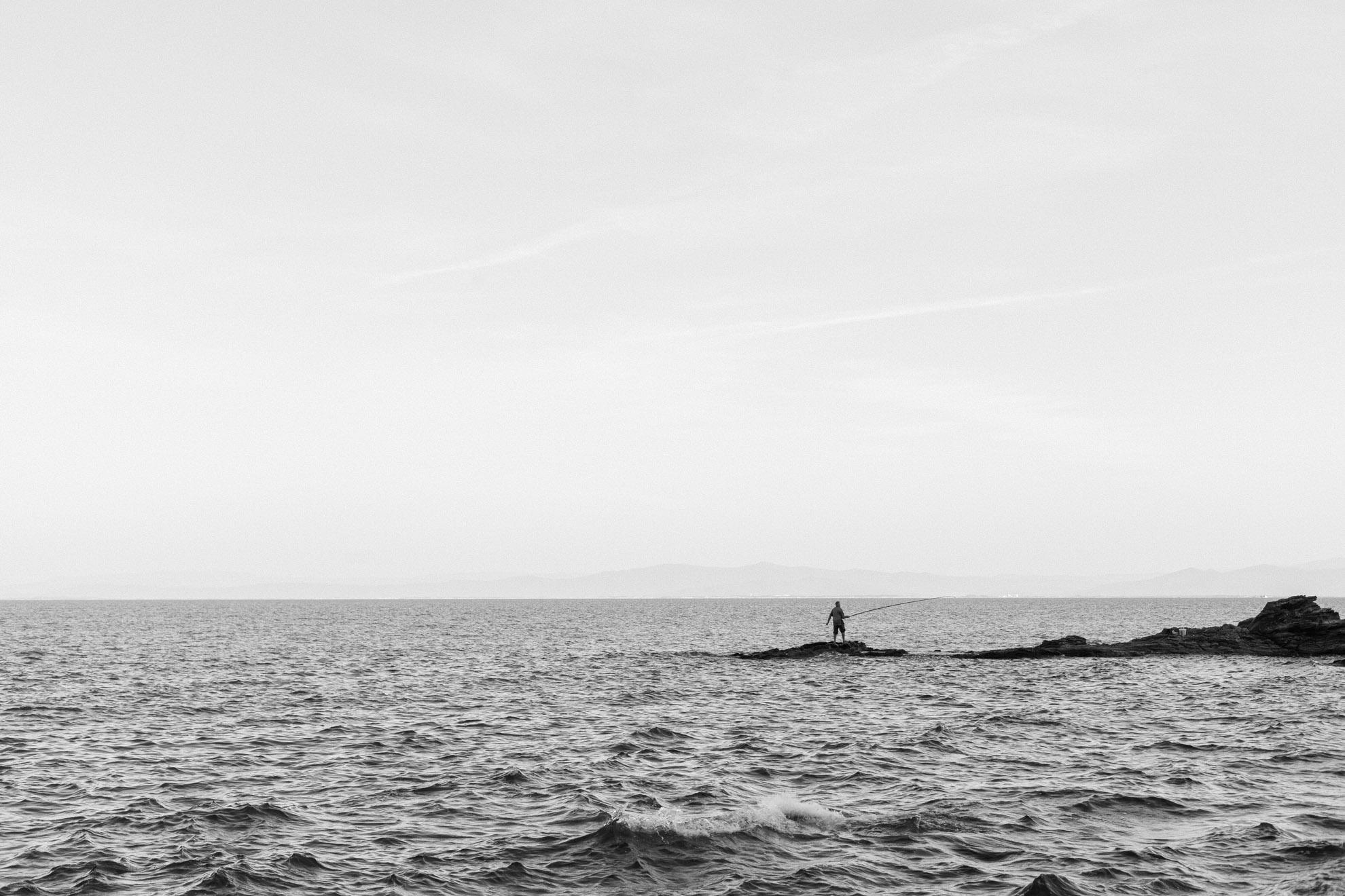 Le Pêcheur © Mehdi Drissi