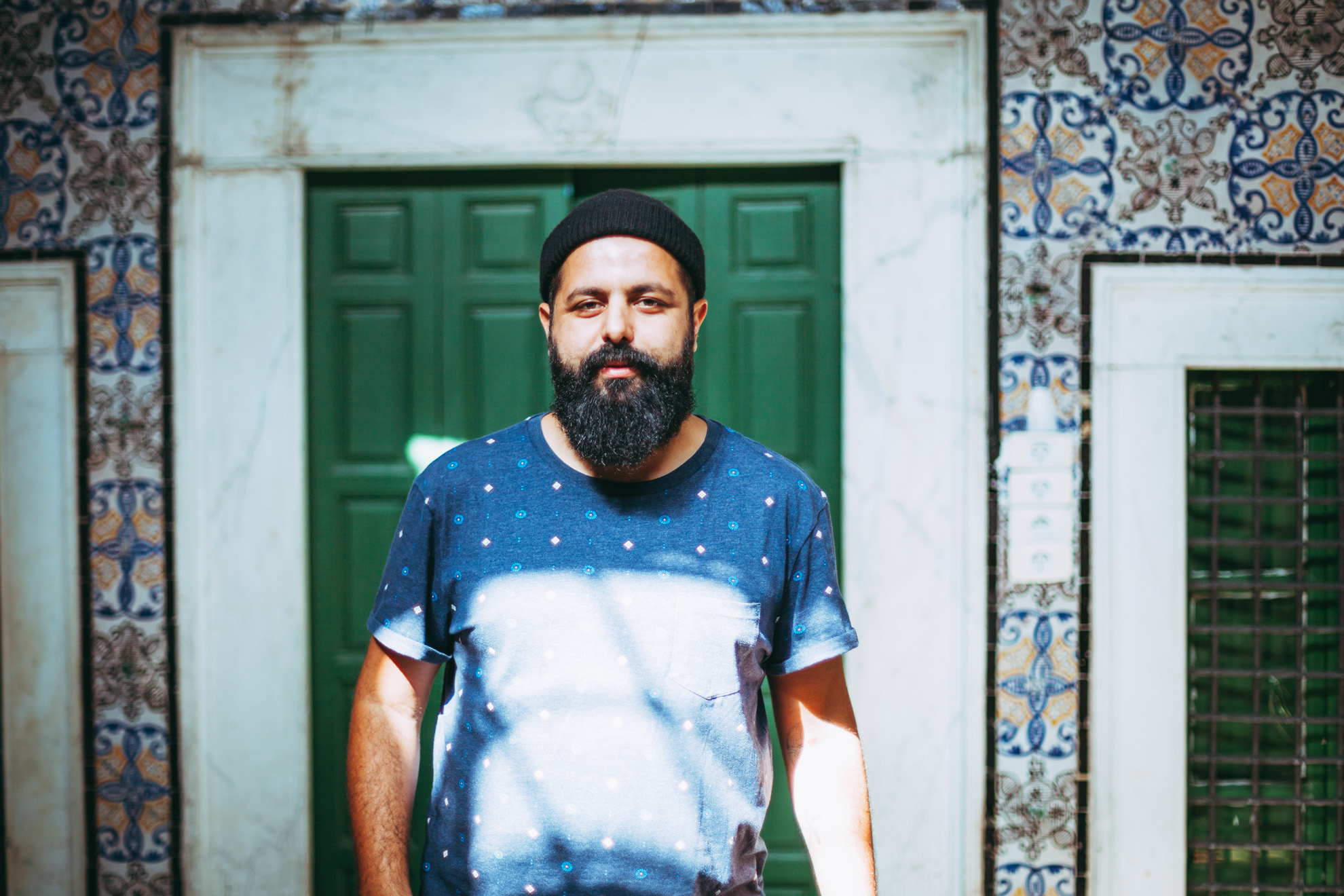 Malek Gnaoui © Mehdi Drissi