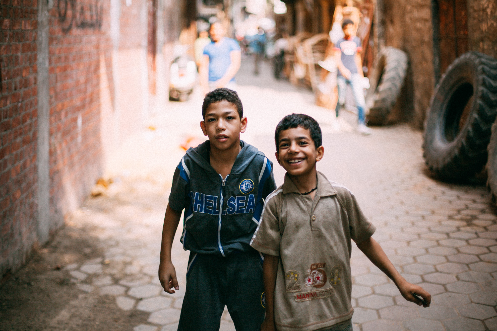 Le Caire © Mehdi Drissi