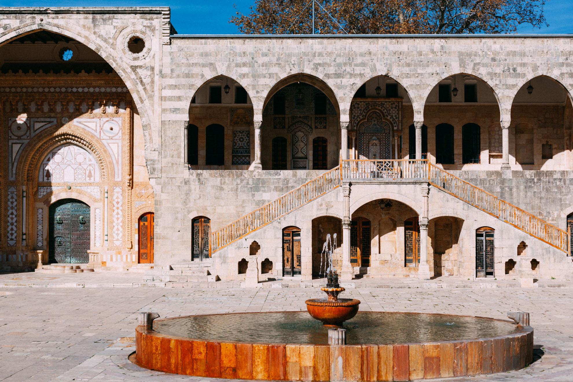 Palais de Beitddine LIBAN Mehdi Drissi