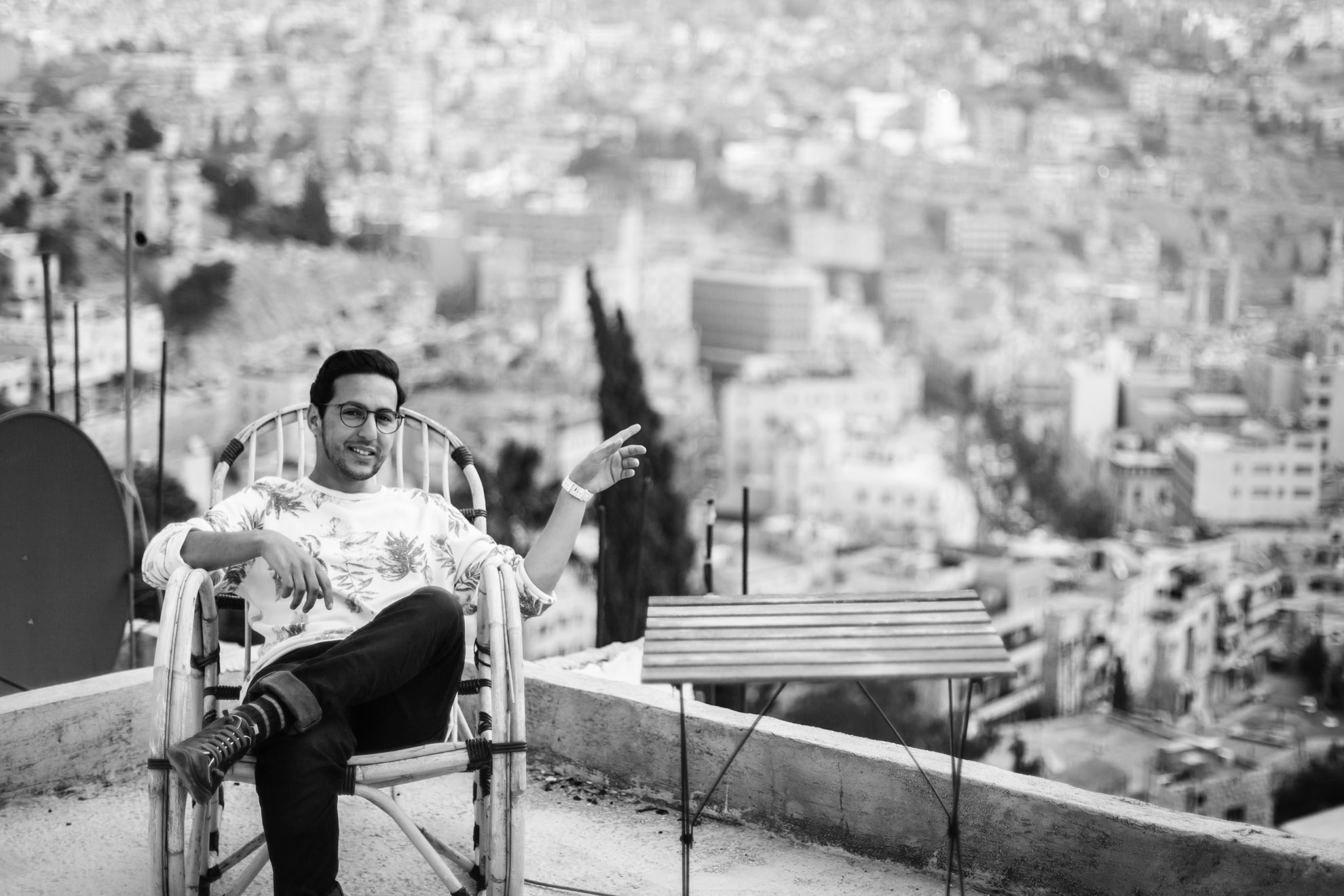 Ali al Masri, Love calligraphie, Mehdi Drissi