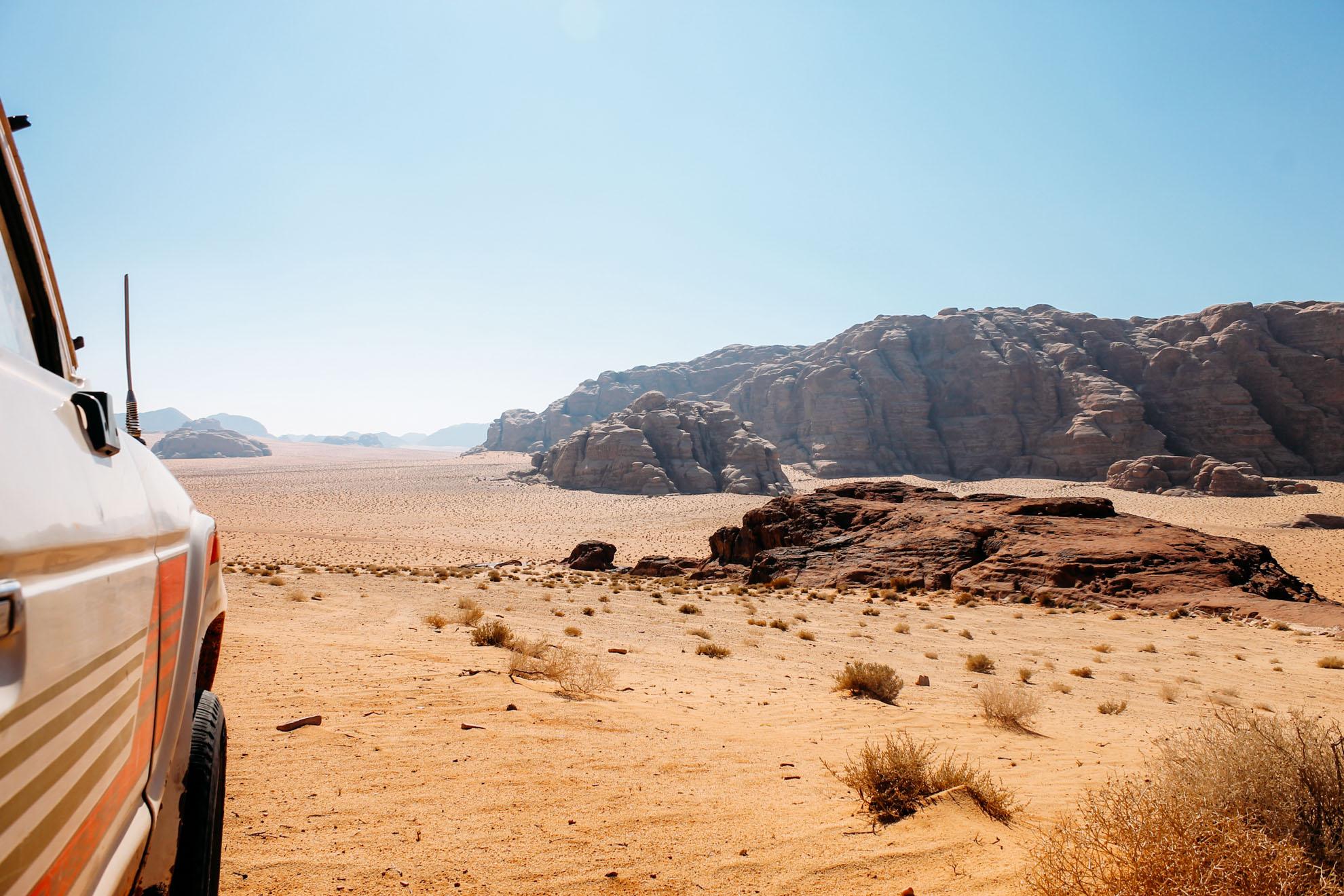 Wadi Rum © Oumayma Ajarrai